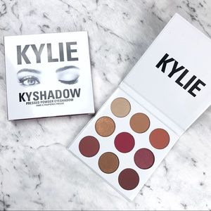 Burgundy Palette by Kylie Cosmetics
